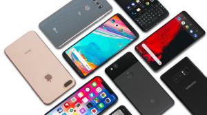 Alla mobiltelefoner